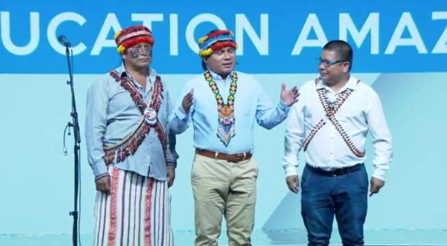 Sacred Headwaters Project Shared Globally at the Global Climate Action Summit