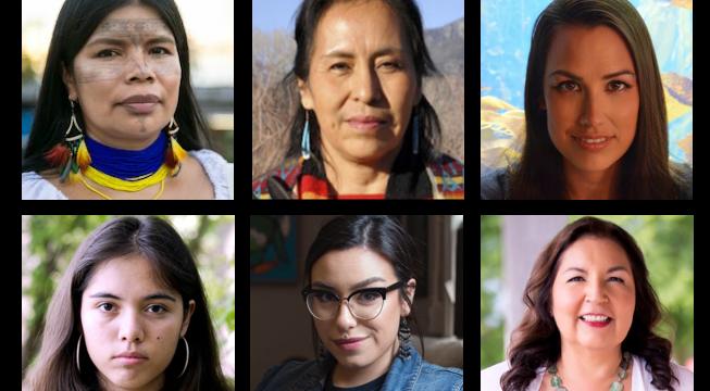 Indigenous women panel