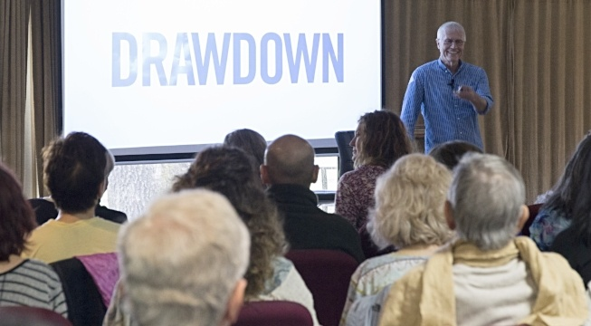 Paul Hawken Pachamama Alliance Drawdown