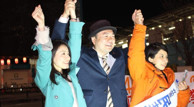 Game Changer Intensive Grad Elected to City Council in Tokyo, Japan