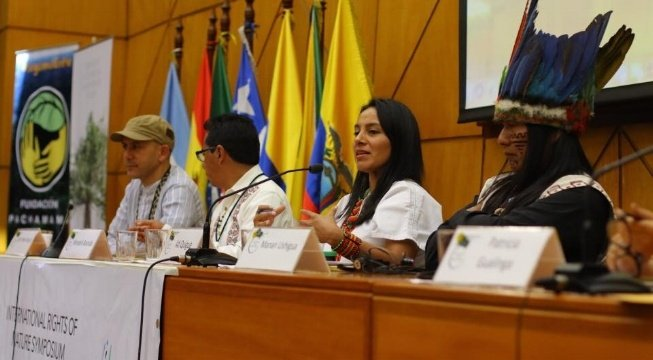 Celebrating 10 Years of Rights of Nature in Ecuador