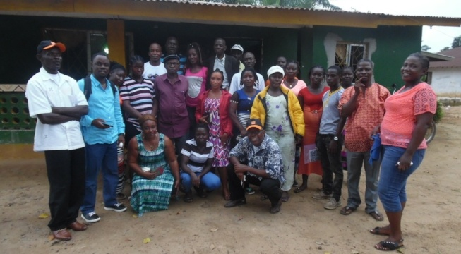 Liberia Symposium