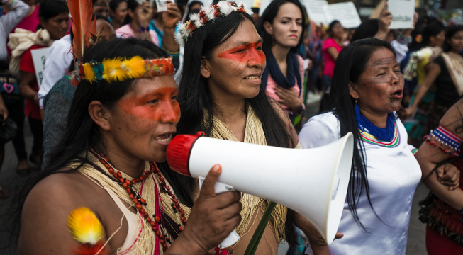 Victory for Ecuador's Indigenous Movement