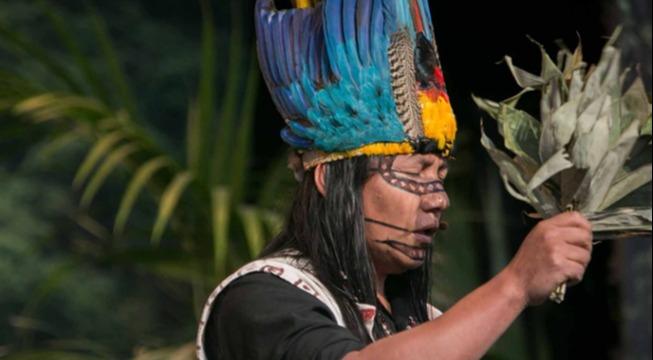 A Prayer for the Earth with Manari Ushigua