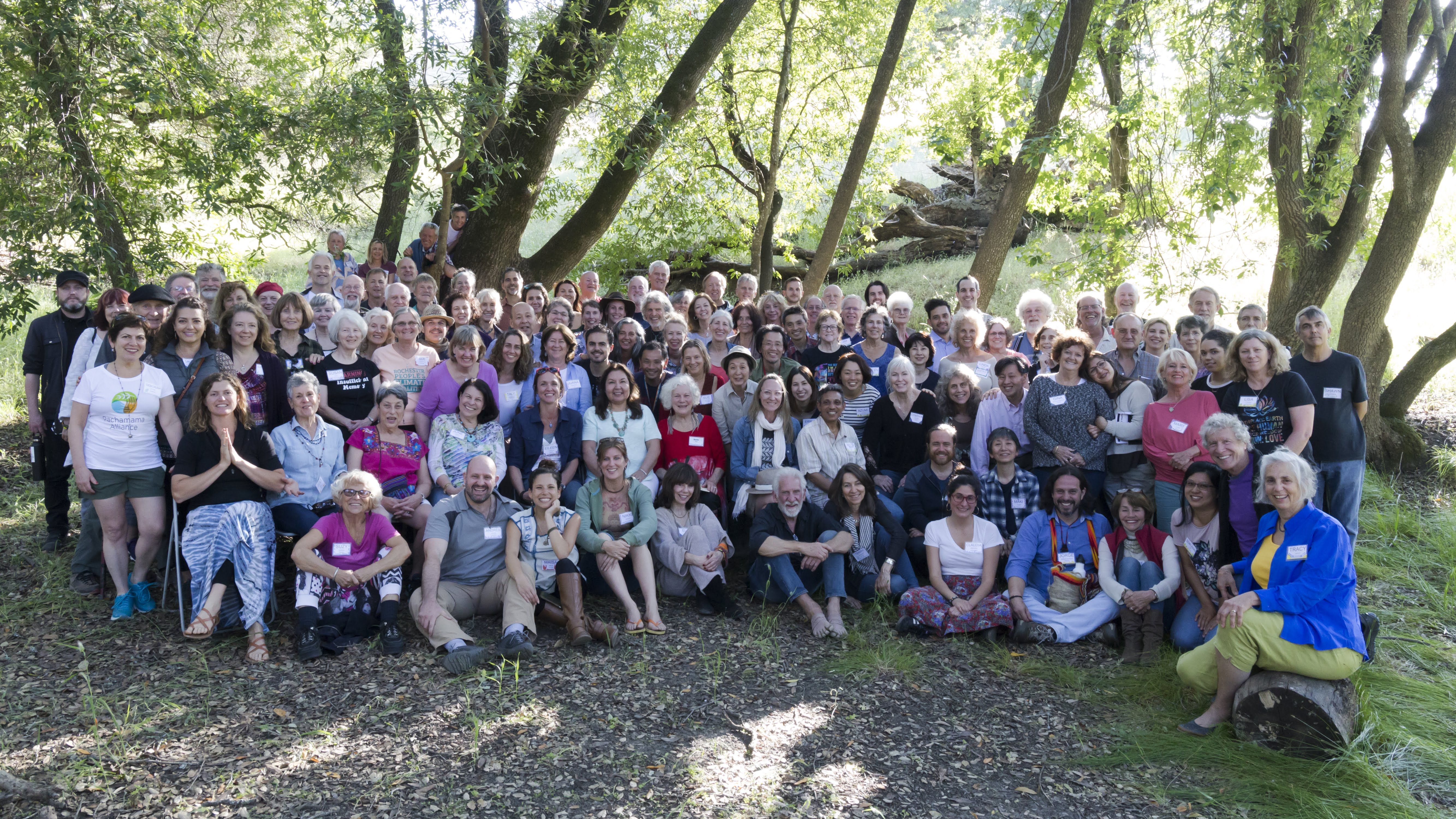 Sharing a Sacred Space: The 2018 Pachamama Alliance Global Gathering