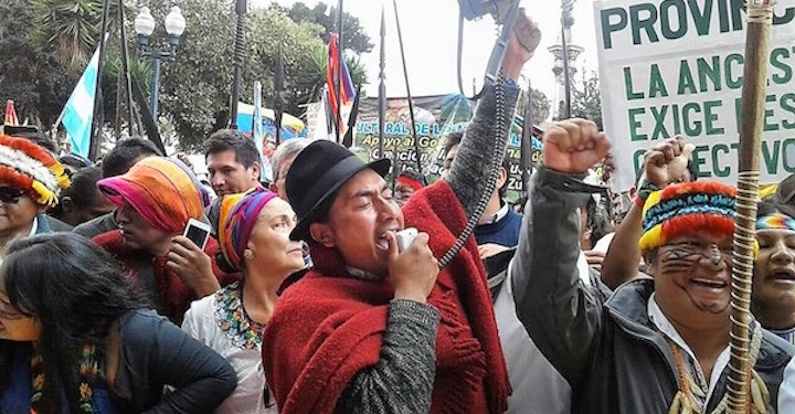 A Watershed Moment for Indigenous People in Ecuador – A Letter from Pachamama Alliance Co-founder Bill Twist
