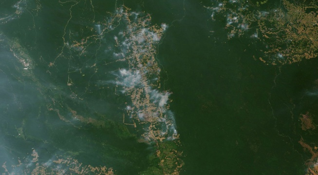 A Destructive Worldview Fuels Fires in the Brazilian Amazon